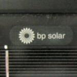 BP Photovoltaic Panel