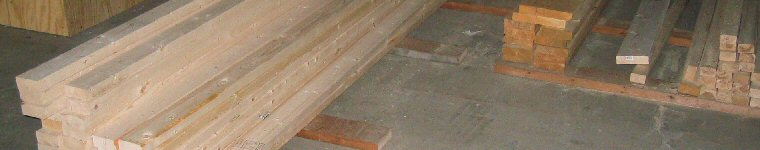 Lumber from Peoples Supply
