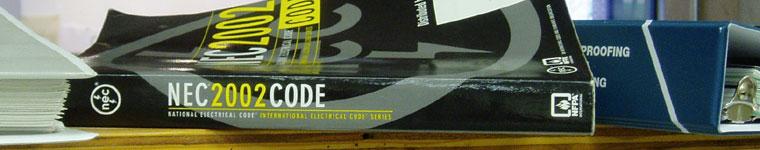 NEC Codebook
